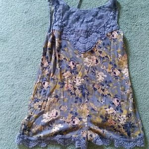 Good used condition beautiful sm. Romper